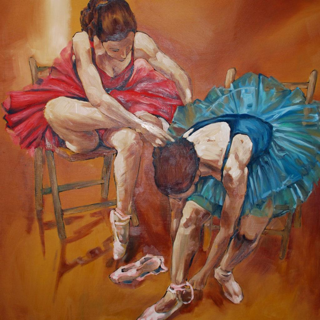 Interpretando A Degas